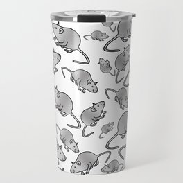 Year of the Rat - Metal Travel Mug