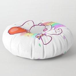 Moogle Rainbow Floor Pillow