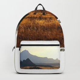 Sawtooth Mountains - New Mexico Backpack