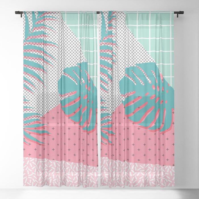 Santa Monica Sheer Curtain