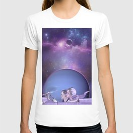 Trip to Neptune T-shirt