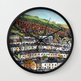 Georgetown, Tredegar Wall Clock