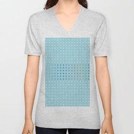 Pattern_B06 Unisex V-Neck