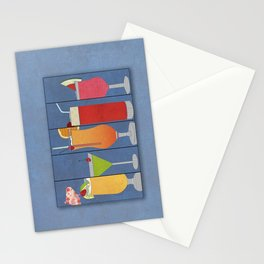 Fruit Drinks Stationery Cards