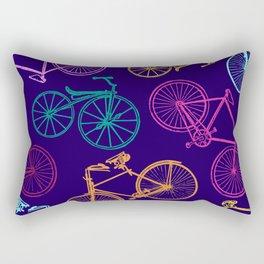 Bicycles - Vintage 1 Rectangular Pillow