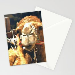 Middle Eastern Camel Stationery Cards