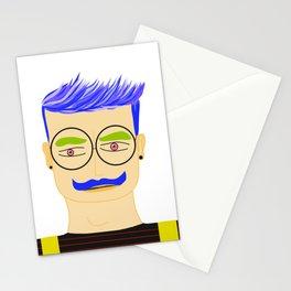 Nerdy Ned Stationery Cards