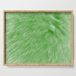 Grass Green Serving Tray