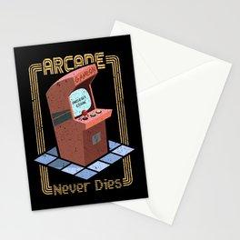 ARCADE Stationery Cards