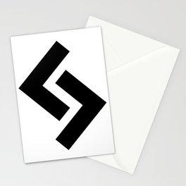 Jera Rune Stationery Cards