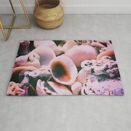 Seashells-Pink Rug