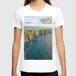 Cliffs of Moher, Ireland T-shirt