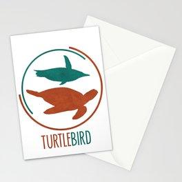 TurtleBird Logo Stationery Cards