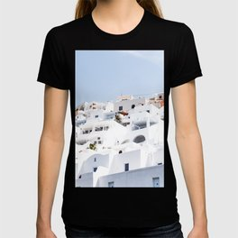 Houses in greece T-shirt