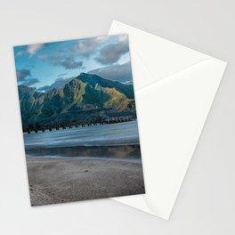 Na' Pali Hanalei, Kauai Stationery Cards