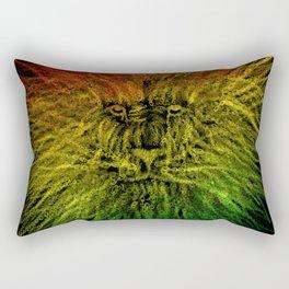 LION-O-CHAIN  Rectangular Pillow