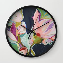 Tropi Garden Wall Clock