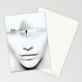 in thoughts Stationery Cards