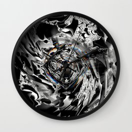 Snytheic Renaissance Wall Clock