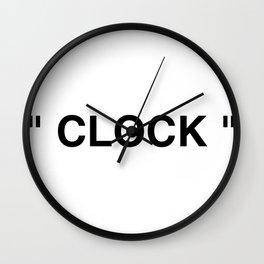 """"""" Art """" Wall Clock"""