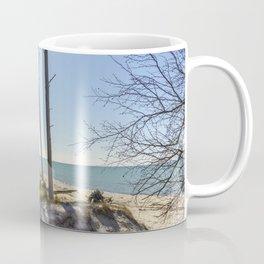 Beach Day At The Baltic Sea Coffee Mug