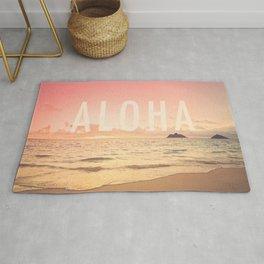 Aloha Lanikai Sunrise Rug