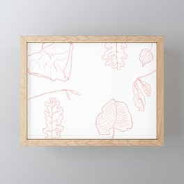 Autumn Symphony Framed Mini Art Print