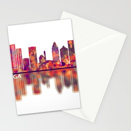 Mississauga Canada Skyline Stationery Cards