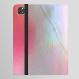Wabi Sabi Mended Rainbow Gradient iPad Folio Case