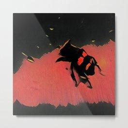 The Beetle Metal Print