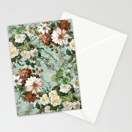 Midnight Garden XIII Stationery Cards