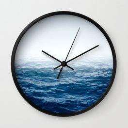 Cranky Ocean Wall Clock