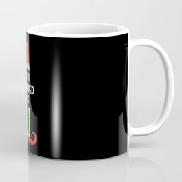 Bearded Elf Family match Christmas Gift Coffee Mug