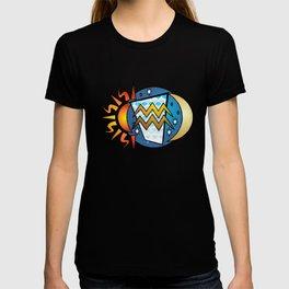 astrology,Aquarius,January T-shirt