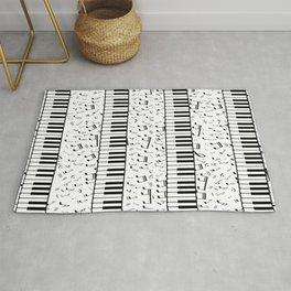 keyboards Rug