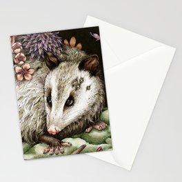 Blossom Possum Stationery Cards