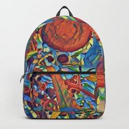 Gum Nuts Backpack