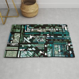 and ladders Rug