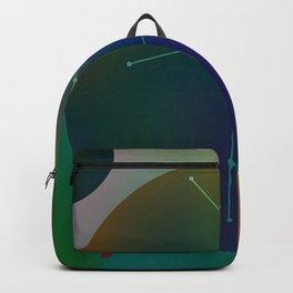 VIRGO (CONTEMPORARY ART) Backpack