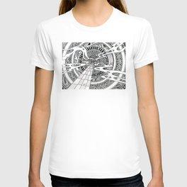 Spiral Portal T-shirt