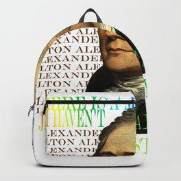Alexander Hamilton Backpack