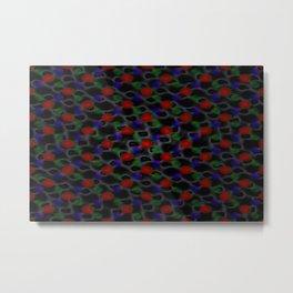 colorandblack series 888 Metal Print