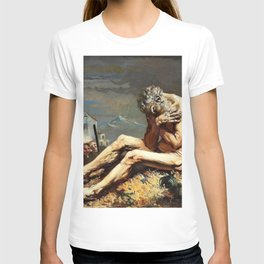 Job - Sir William Orpen T-shirt