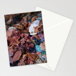 Mineral Specimen 7 Stationery Cards