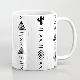 Native desert life print Coffee Mug