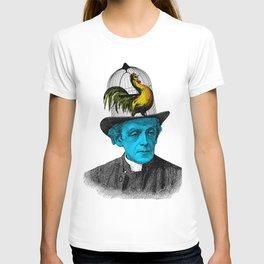Jaula sombrero T-shirt