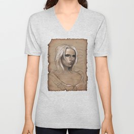 Searching for Ciri Unisex V-Neck