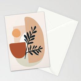 Geometric Shapes Stationery Cards