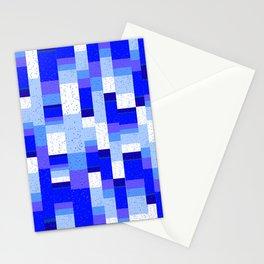 Gentle Power Geometric Stationery Cards