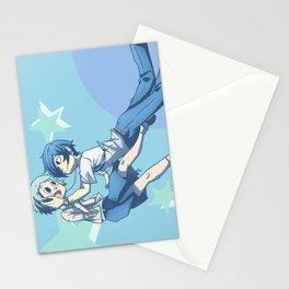 P3 - Blueberry Mint Stationery Cards